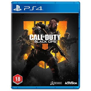 Sony PS4 Call Of Duty Black Ops 4
