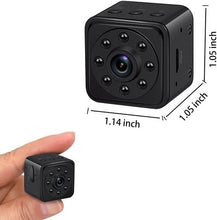 Charger l'image dans la galerie, Best Price Mini Spy Cameras SOOSPY 1080P WiFi Hidden Portable Home Survelliance Security Camera Nanny Cam 420mAh Battery with Night Vision and Motion Detection Best