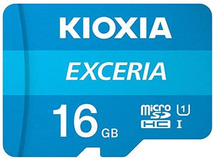 Carte Memoire - KIOXIA EXCERIA SD card 16 Go