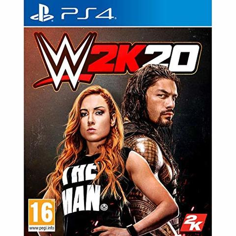 Sony PS4 - WWE 2K20