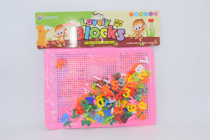 Blocs de  jouet - lovely blocks toy