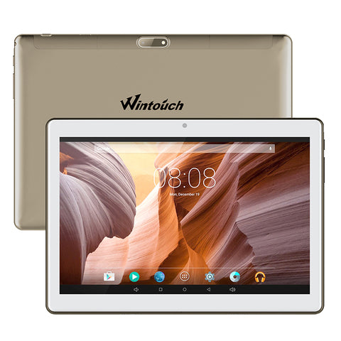 Wintouch Tablet M11 10.1-Inch, 16gb, Dual Sim, Wi-Fi + 3g, Gold