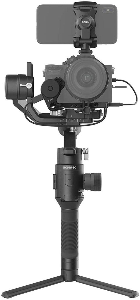 DJI Ronin-SC Pro Combo 3-AXIS Gimbal Single-Handed Stabilizer for Mirrorless Cameras