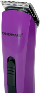Tondeuse à cheveux et barbe  Rechargeable - Olsenmark Rechargeable  Hair and Beard Trimmer