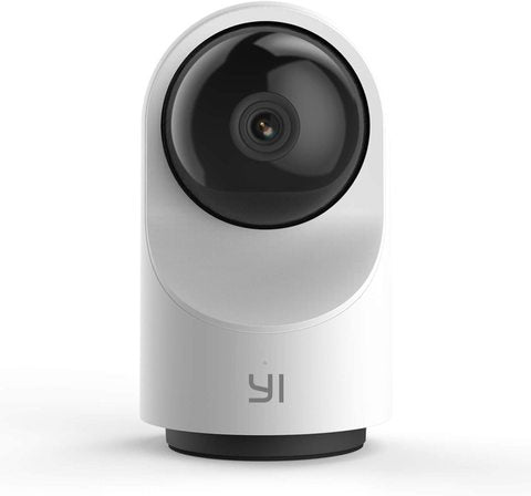 YI Smart Dome Camera X, AI-Powered 1080p WiFi IP Home Security System & Baby Monitor with Human Detection, Sound Analytics, Image Retrieval, Time Lapse, Auto Cruise - Cloud Service Available