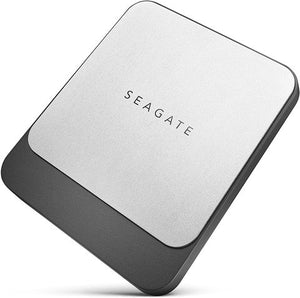 Seagate - Fast SSD 1TB USB 3.0 Portable External Solid State Drive (STCM1000400)