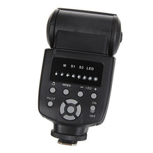 Charger l'image dans la galerie, Generic-WS-560 Universal Flash Speedlite Speedlight for Nikon Canon Olympus Pentax D3100 D5100 1D 5DII 5DIII 50D