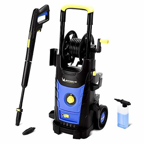 Michelin Powerful High Pressure Washer 140 Bar For Car Wash and Home Cleaning - MPX20EHX