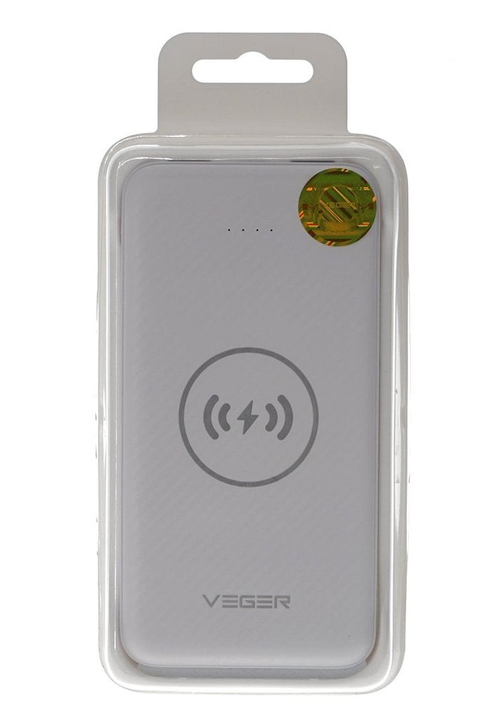 Batterie de secours - Power bank veger 20000 mAh , Wireless