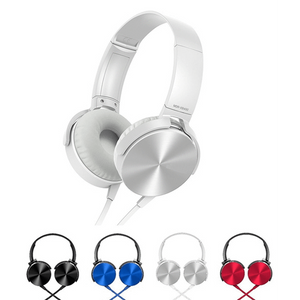 Casque, Ecouteur - Extra Bass Stereo Headphone