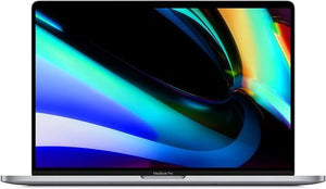 Apple MacBook Pro Touch Bar and Touch ID MVVJ2 ( 2019 ) Laptop - Intel Core i7, 2.6GHz, 16-Inch, 512GB, 16GB, AMD Radeon Pro 5300M-4GB,Eng-KB, Space Gray,...