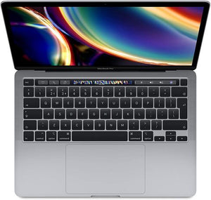 Apple MacBook Pro 2020 Model (13-Inch, Intel Core i5, 1.4Ghz, 8GB, 512GB, Touch Bar, 2 Thunderbolt 3 Ports, MXK52), English-Keyboard -Space Grey
