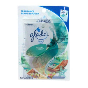 Glade Floral Fresh Fragrance Beads 8g