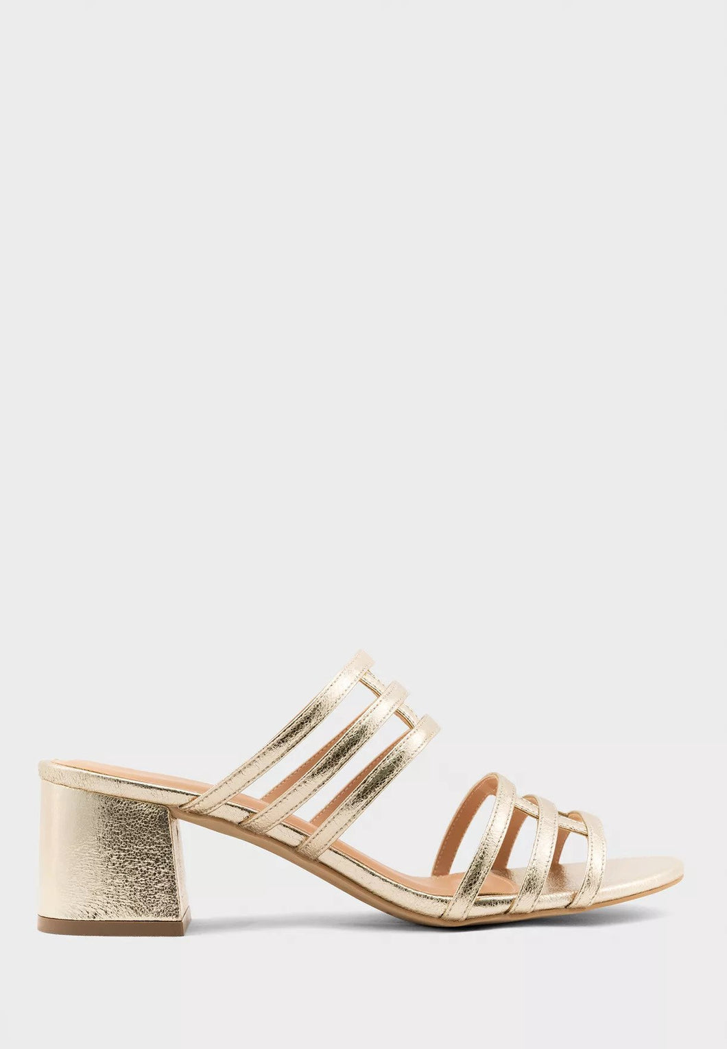 VINCCI Party Block Heel Sandal