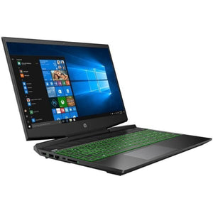 Ordinateur portable Gaming  HP Pavilion 15-DK0045CL - Core i7 2,6 GHz 16 Go 1 To + 256 Go 6 Go Win10 15,6 pouces FHD noir clavier anglais