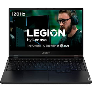 Lenovo Legion 5 81Y6000DUS Gaming Laptop – Corei7 2.6GHz 8GB 512GB 6GB Win10 15.6inch FHD Black White Backlit Keyboard