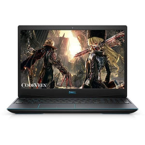 Ordinateur portable Gaming Dell G3-3500 - Core i5 10300H 4,5 GHz 8 Go 256 Go GTX-1650 4 Go Win10 15,6 pouces FHD Eclipse noir clavier anglais