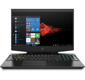 Ordinateur portable Gaming HP OMEN 15-DH1003NE - Core i7 2,6 GHz 32 Go 1 To 8 Go Win10 15,6 pouces FHD noir clavier anglais / arabe