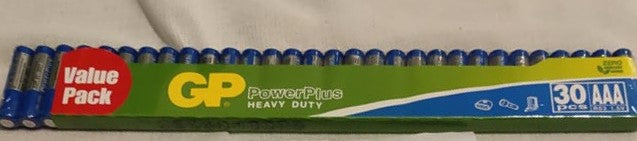 Batterie, pile - GP power plus