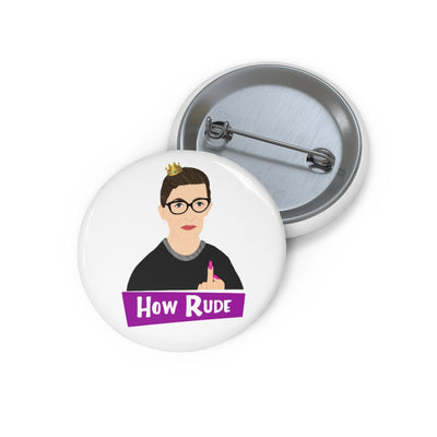 RBG x Full House Pin [LIMITED EDITION]