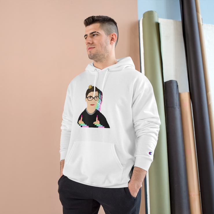 RBG Flip 'Em Off Hoodie [LIMITED EDITION] - The Protest Shop