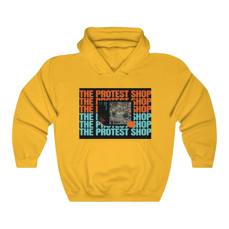 The Protest Shop Hooded Sweatshirt
