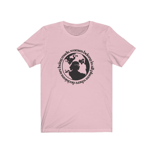 RBG WOMEN BELONG TEE [LIMITED EDITION] - The Protest Shop