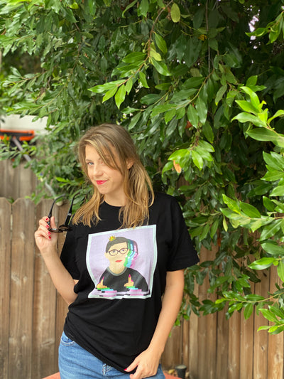 RBG Flick 'Em Off Tee [Limited Edition] - The Protest Shop