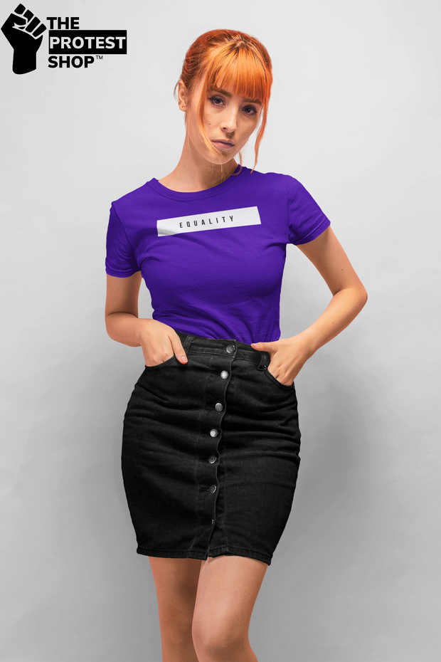 Women's Equality Tee - The Protest Shop