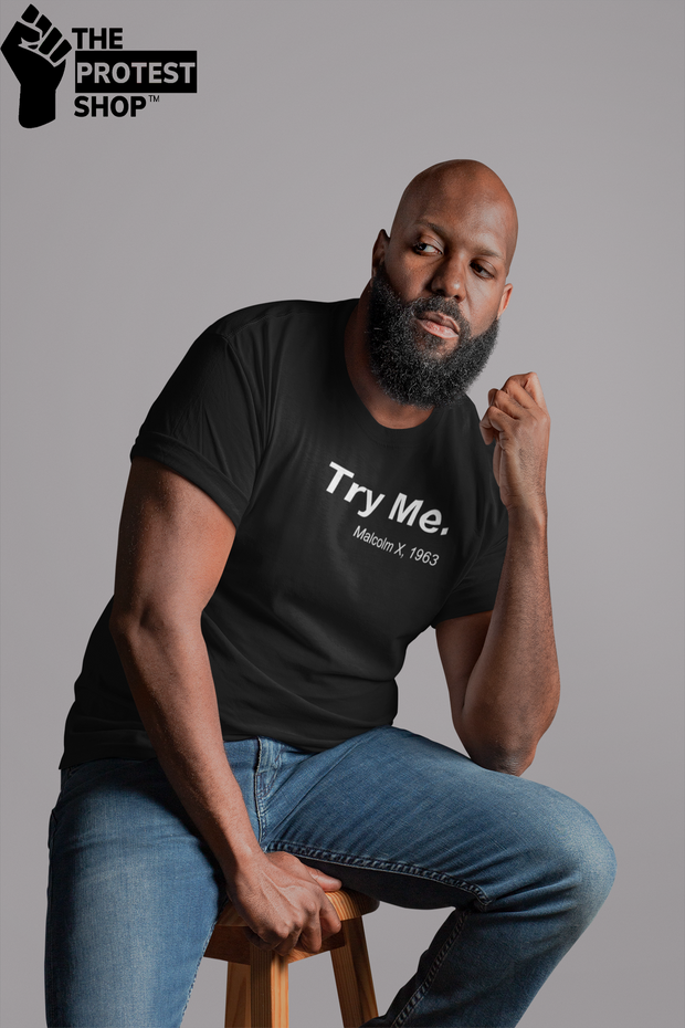 Men's Try Me Tee - The Protest Shop