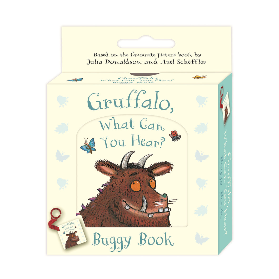 Gruffalo Buggy Book