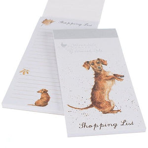 Sausage Dog Shopping Pad