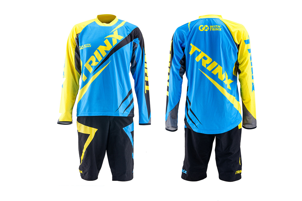 TF30 Downhill Cycling Suit