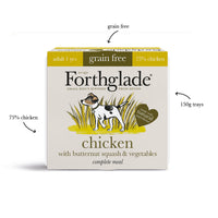 Chicken & Lamb natural type:wet_food - variety pack 150g