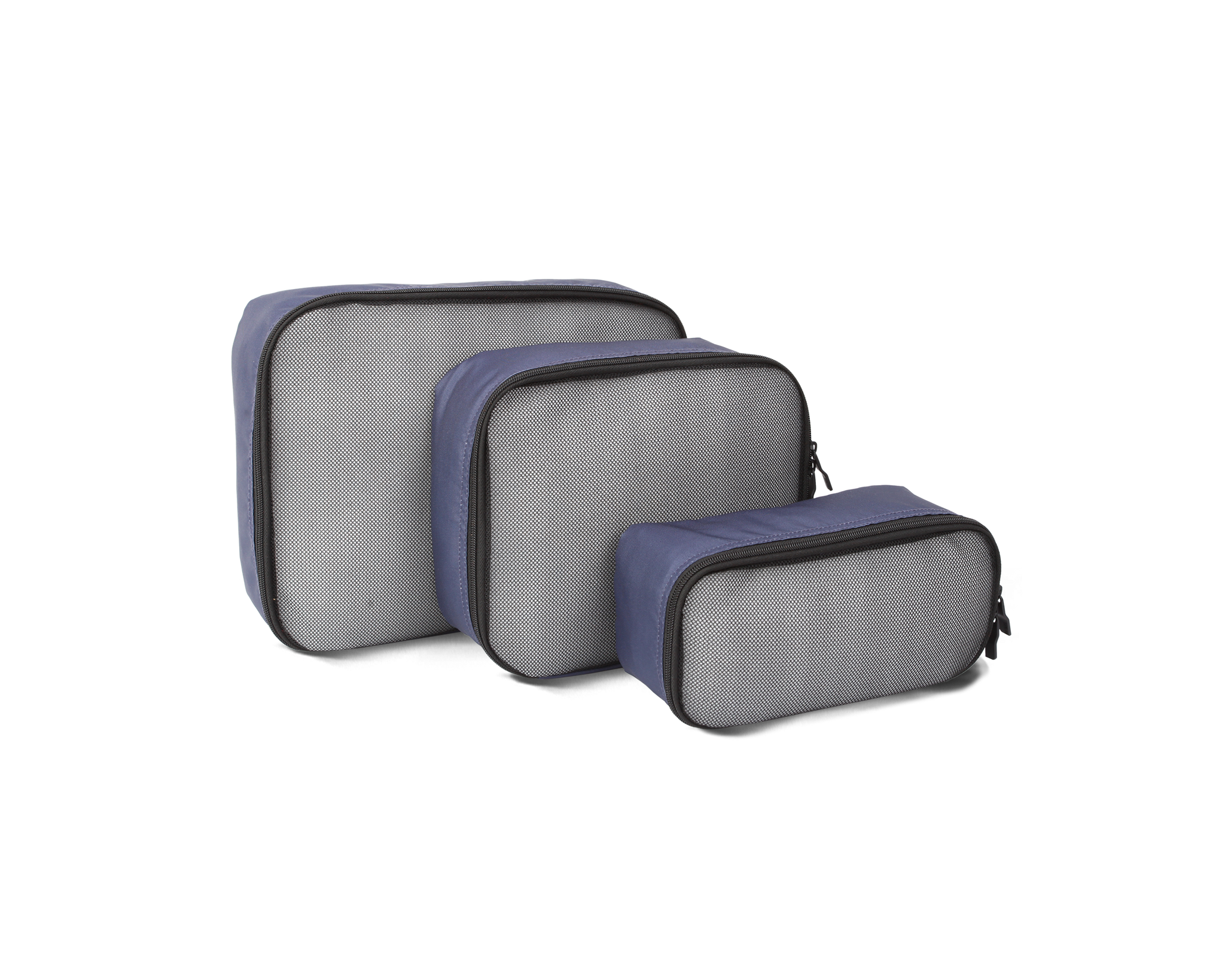 Light Weight 3pc Packing Cubes
