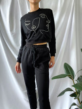Load image into Gallery viewer, Margaux Cropped Jumper