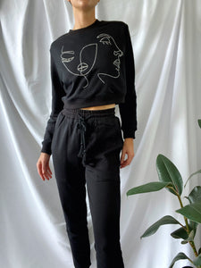 Margaux Cropped Jumper