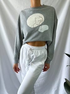 Patrice Cropped Jumper