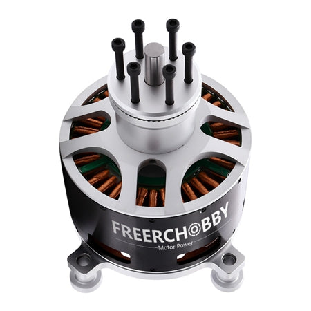 MP154120 40KW Brushless Motor with 85kg Thrust for Big drone/Plane