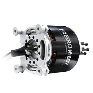 FRC 25KW MP120100 KV50 Outrunner Brushless Motor for Electric Paramotors and Electric Go-karts