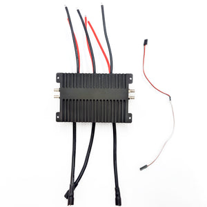16S 75V 300A Vesc  electric motorcycle efoil bldc motor controller (can upgrade waterproof and watercooling)
