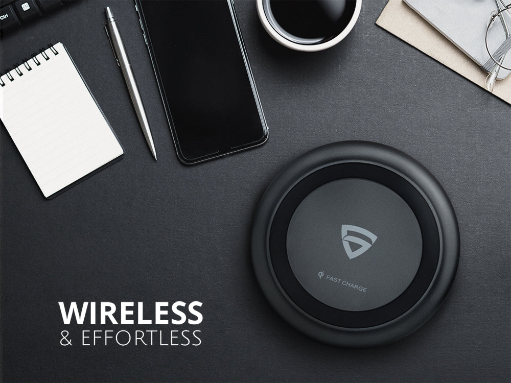 RAEGR Arc 500- Your new 10 W fast wireless charging buddy