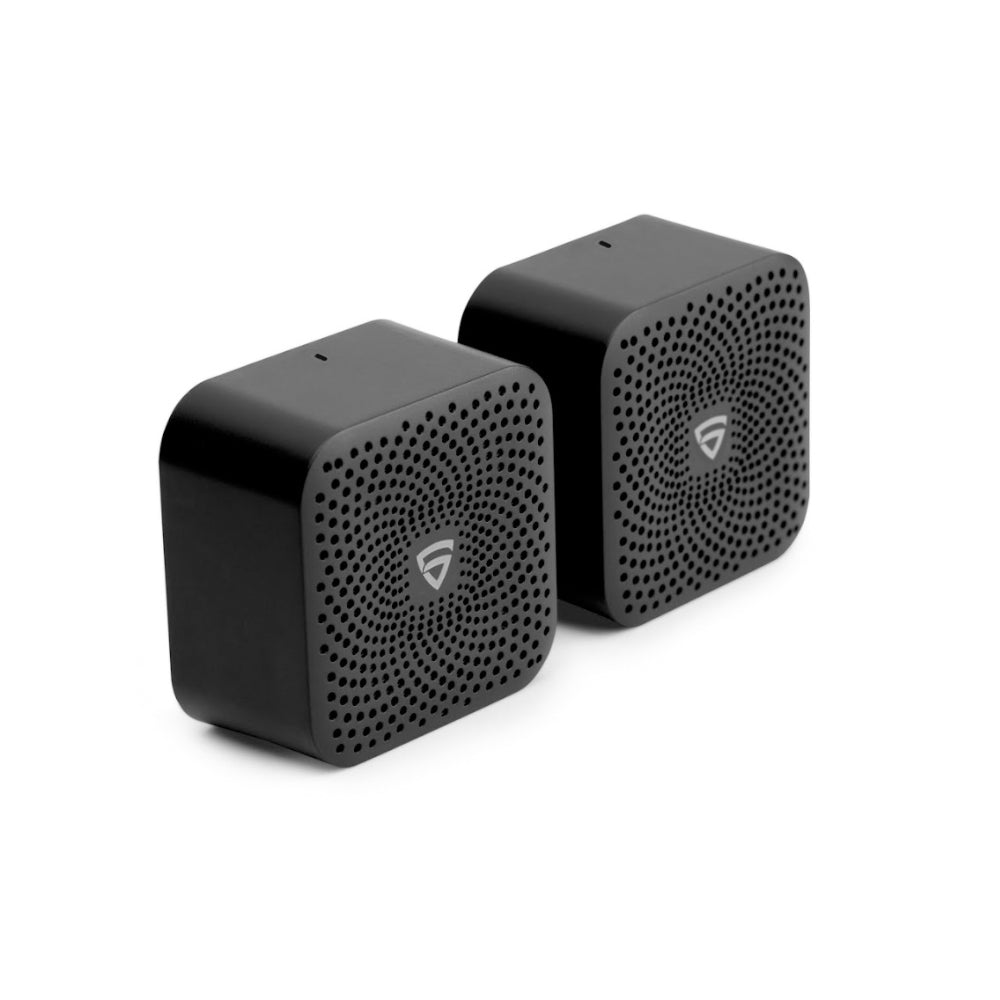 RAEGR AirDrums 400 Deep Bass 3W Ultra Compact TWS Mini Speaker With Mic