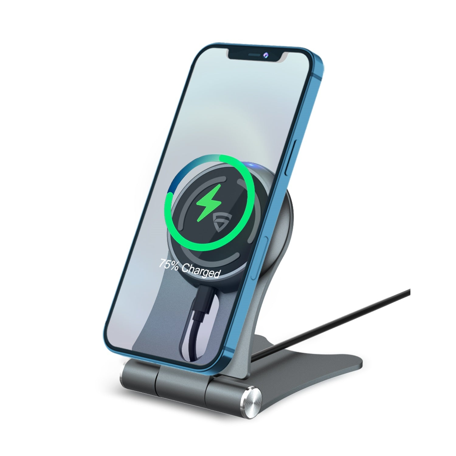 RAEGR MagFix Arc M1320 Foldable Wireless Charging Stand