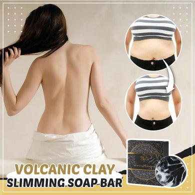 Volcanic Clay Slimming Soap