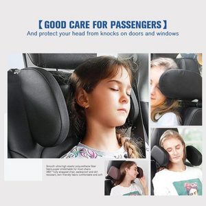 Car Seat Headrest Pillow- Free Shipping
