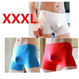 Men's Ice Silk Breathable Underwear  (3 pieces) Last Day Promotion !