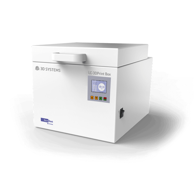 NextDent B.V. Light Box NextDent LC-3D PrintBox UV Post-Curing Unit