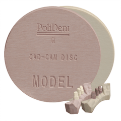 Polident Milling Disc Polident Model 98.5mm Discs