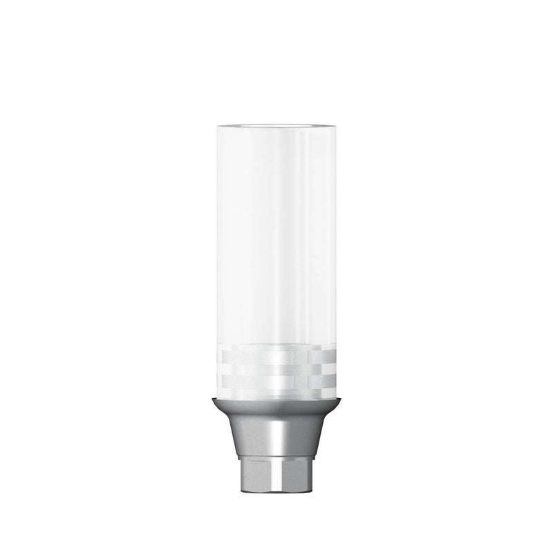 Straumann Implant Parts F 710  Castable CoCr abutment / Cast-on incl. abutment screw rotation indexed RP 4,3/5,0